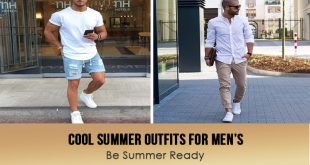 summer outfit for men