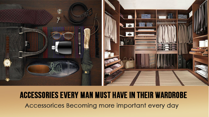 accessories every men should have