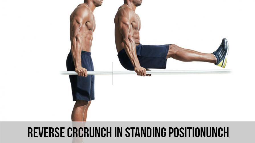 Crunch in Standing Position