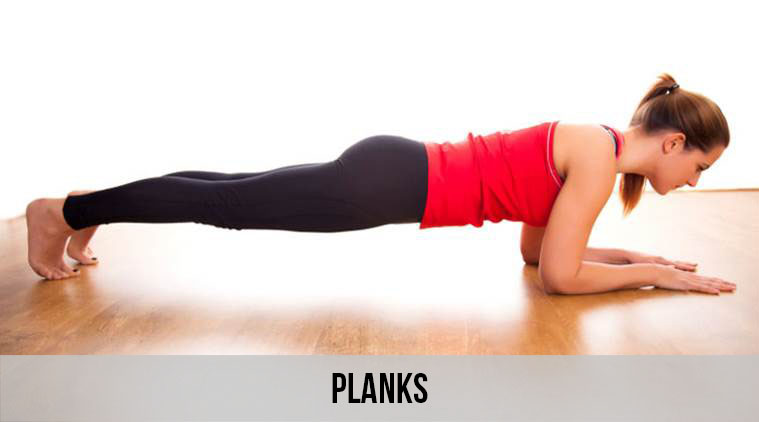 Planks (Hold)