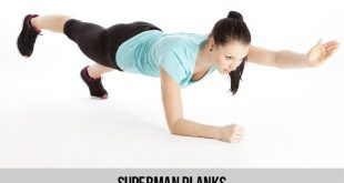 Superman Planks