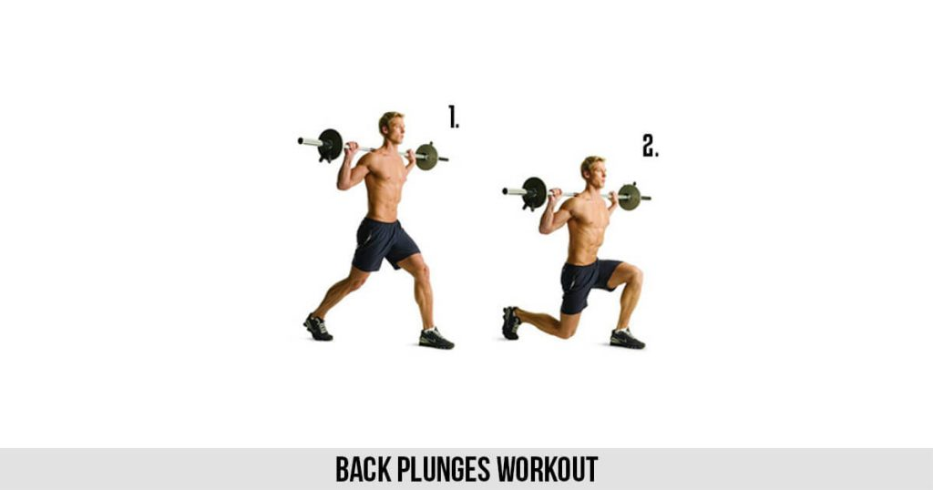 Back Plunges Workout