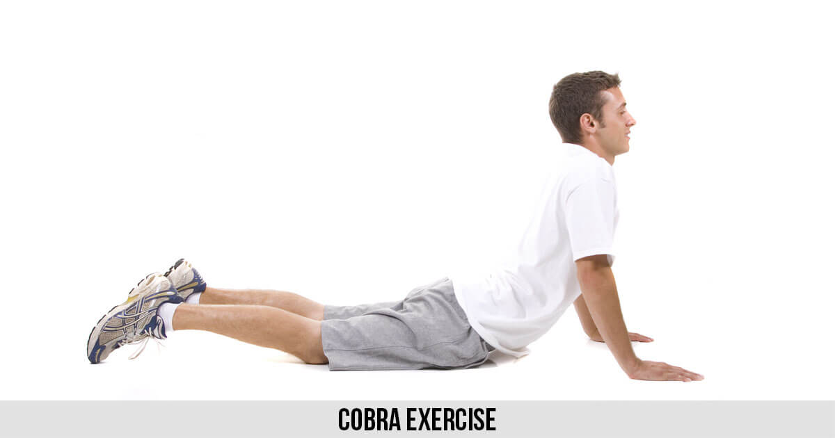 Cobra Exercise