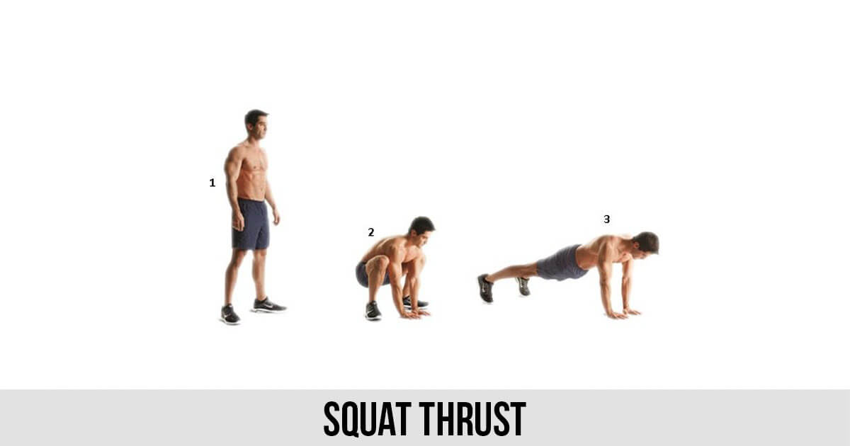 Squat Thrust