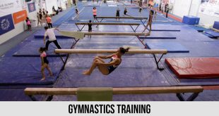 Gymnastics Training