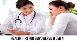 Health Tips for Empowered Women