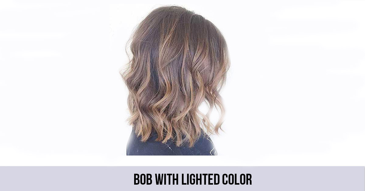 Bob with Lighted Color