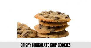 Crispy Chocolate Chip Cookies recipe