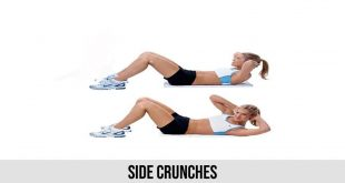 Side Crunches