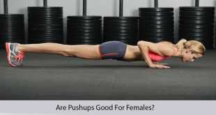 Are pushups good for females