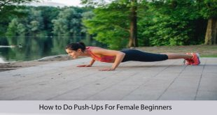 How to do push ups for female beginners