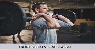 FRONT SQUAT VS BACK SQUAT