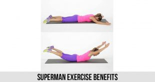 Superman Exercise Benefits