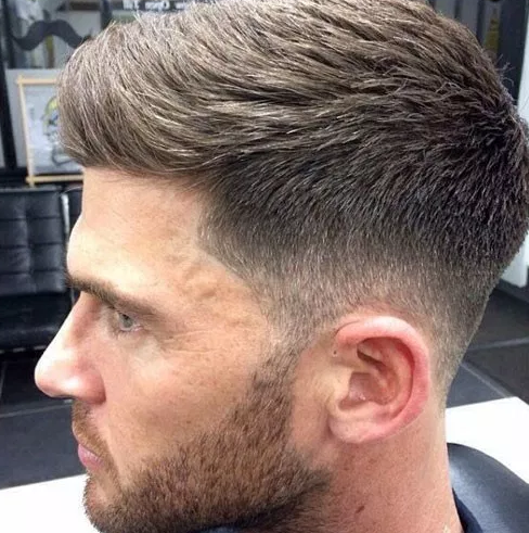 minimalist tapered cut
