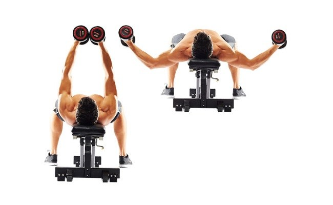 Chest Fly Exercise And Its Benefits