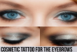 Cosmetic Tattoo for the Eyebrows