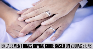 Engagement Rings Buying Guide Based on Zodiac Signs