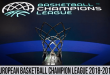 European Basketball Champion League 2018-2019