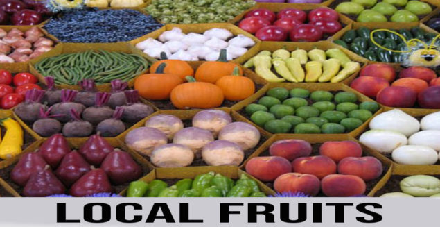 Local Fruits