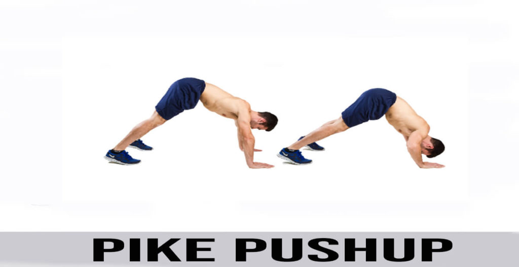 how to do Pike Pushup