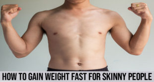 how to gain weight fast and free for skinny people