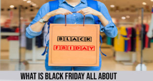 What is black Friday all about