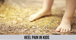 heel pain in kids