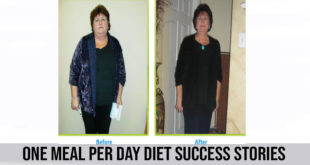 One Meal per Day Diet Success Stories