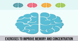 best and useful exercises to improve memory and concentration