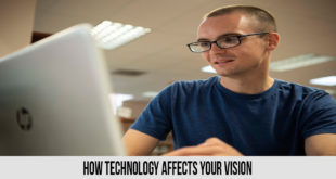 How Technology Affects Your Vision