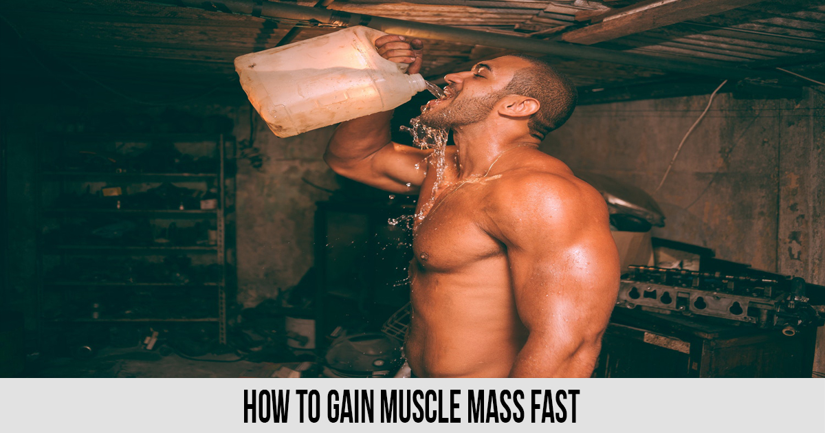 Work your biggest muscles