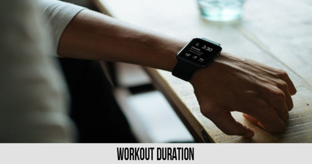Workout Duration